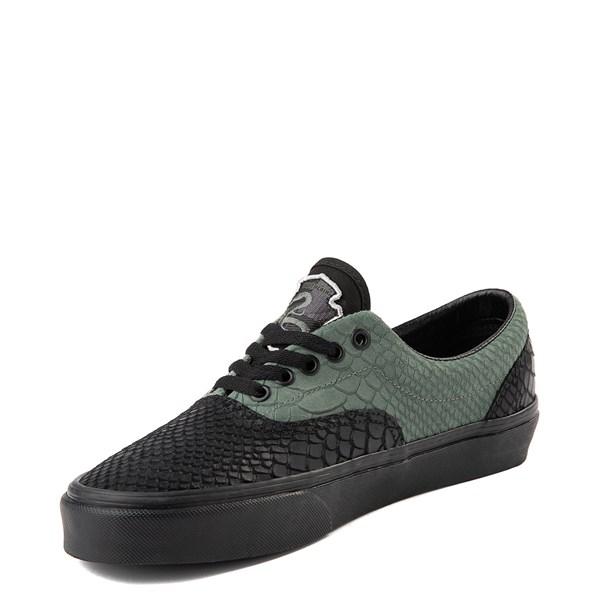 alternate view Vans x Harry Potter Era Slytherin Skate Shoe - Black / GreenALT3