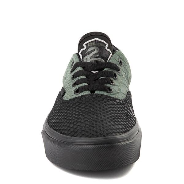 alternate view Vans x Harry Potter Era Slytherin Skate Shoe - Black / GreenALT4