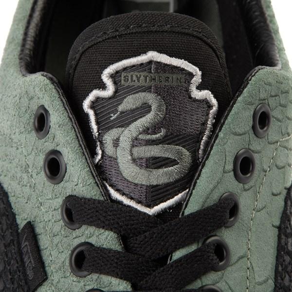 alternate view Vans x Harry Potter Era Slytherin Skate Shoe - Black / GreenALT6