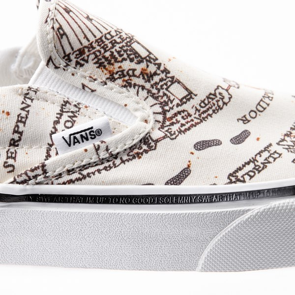 alternate view Vans x Harry Potter Slip On Marauder's Map Skate ShoeALT1