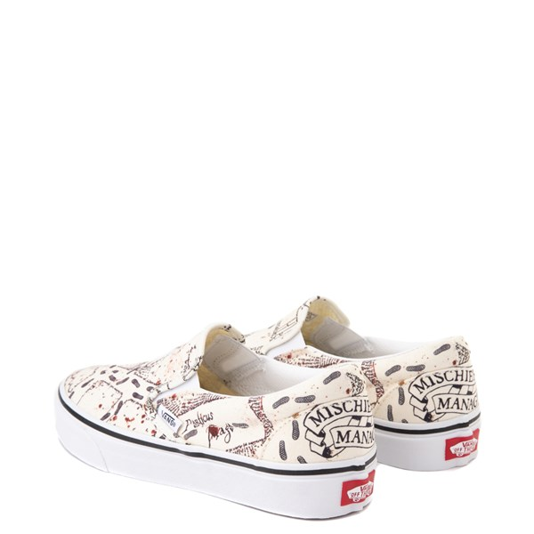alternate view Vans x Harry Potter Slip On Marauder's Map Skate ShoeALT2