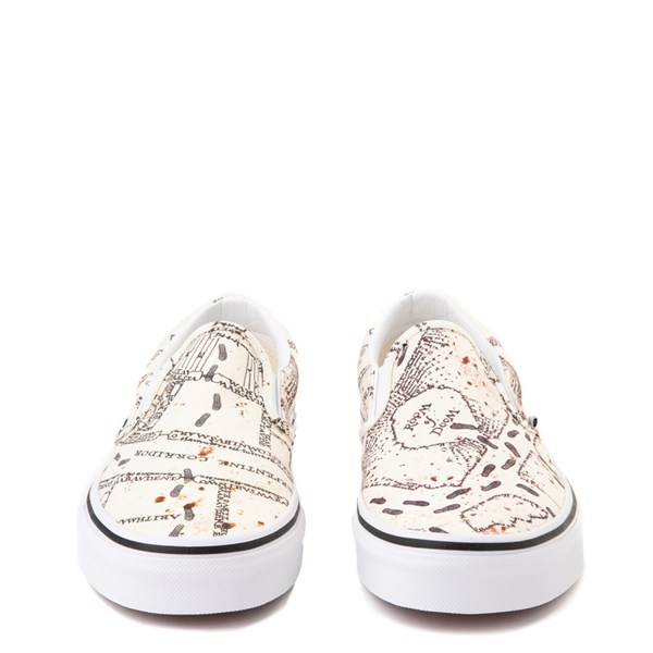 alternate view Vans x Harry Potter Slip On Marauder's Map Skate ShoeALT4