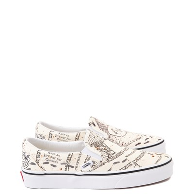 Main view of Vans x Harry Potter Slip On Marauder's Map Skate Shoe