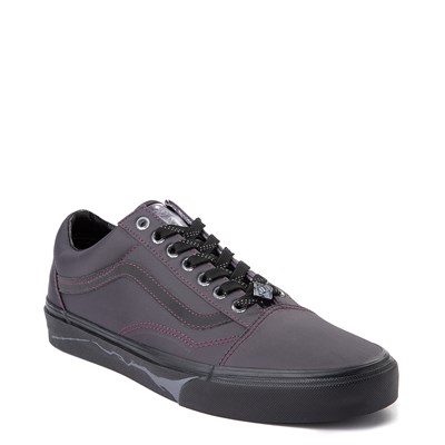 Alternate view of Vans x Harry Potter Old Skool Deathly Hallows Skate Shoe - Black