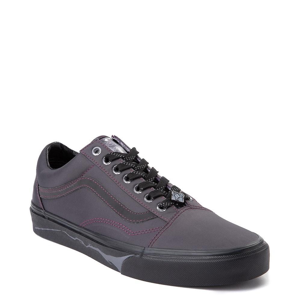 Vans x Harry Potter Old Skool Deathly Hallows Skate Shoe Black
