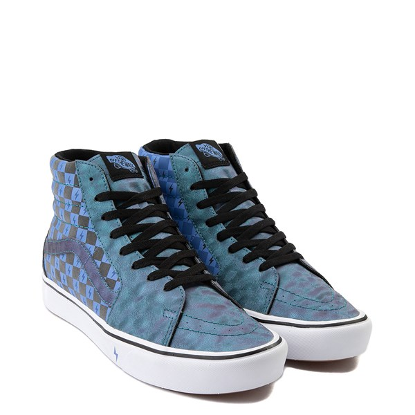 alternate view Vans x Harry Potter Sk8 Hi ComfyCush® Transfiguration Skate ShoeALT1B