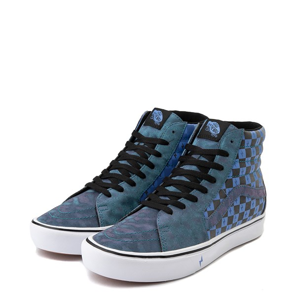 alternate view Vans x Harry Potter Sk8 Hi ComfyCush® Transfiguration Skate ShoeALT3