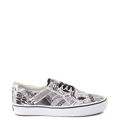 Main view of Vans x Harry Potter Era ComfyCush® Daily Prophet Skate Shoe
