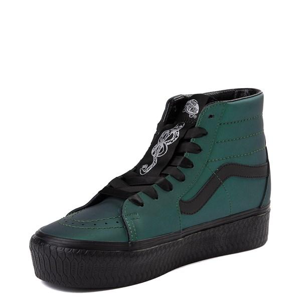 alternate view Vans x Harry Potter Sk8 Hi Dark Arts Platform Skate ShoeALT3