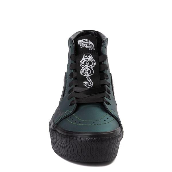alternate view Vans x Harry Potter Sk8 Hi Dark Arts Platform Skate ShoeALT4