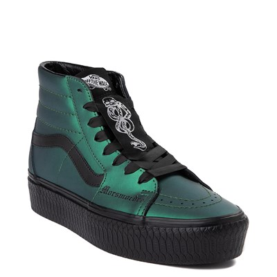 Alternate view of Vans x Harry Potter Sk8 Hi Dark Arts Platform Skate Shoe
