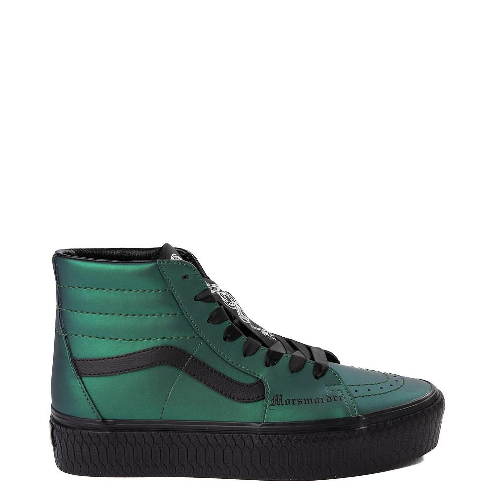 Vans x Harry Potter Sk8 Hi Dark Arts Platform Skate Shoe