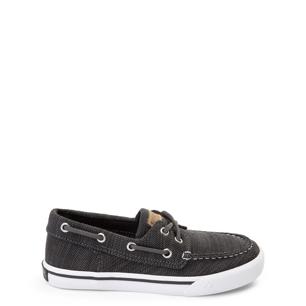 Sperry Top-Sider Bahama Boat Shoe - Little Kid / Big Kid - Gunmetal Gray