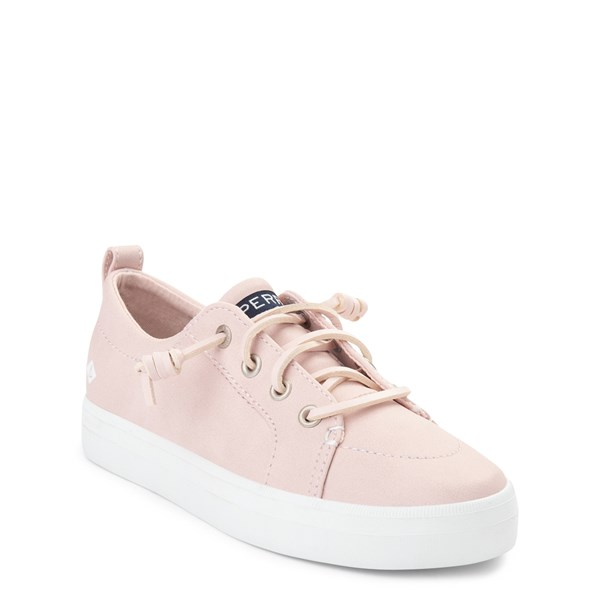 alternate view Sperry Top-Sider Crest Vibe Casual Shoe - Little Kid / Big Kid - BlushALT1