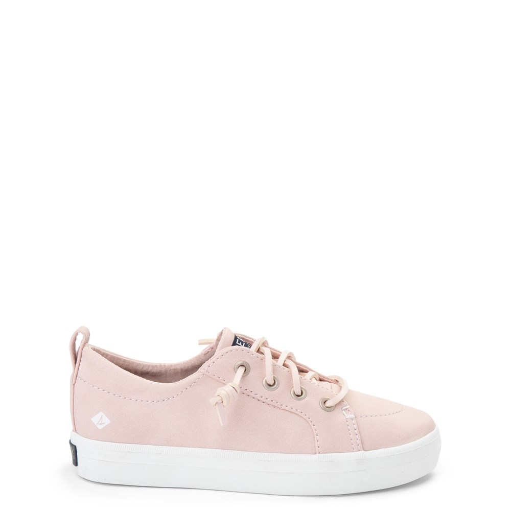 Sperry Top-Sider Crest Vibe Casual Shoe - Little Kid / Big Kid - Blush