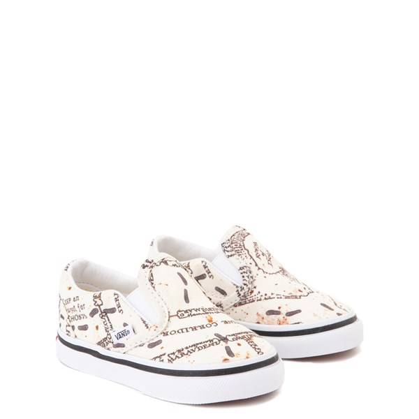 alternate view Vans x Harry Potter Slip On Marauder's Map Skate Shoe - Baby / ToddlerALT1B