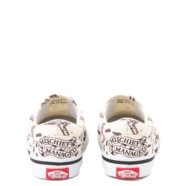 alternate view Vans x Harry Potter Slip On Marauder's Map Skate Shoe - Baby / ToddlerALT6