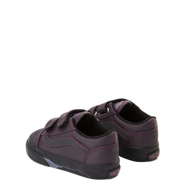 alternate view Vans x Harry Potter Old Skool V Deathly Hallows Skate Shoe - Baby / ToddlerALT2
