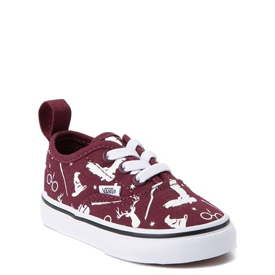 Alternate view of Vans x Harry Potter Authentic Icons Skate Shoe - Baby / Toddler