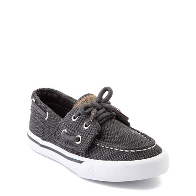 Alternate view of Sperry Top-Sider Bahama Casual Shoe - Toddler / Little Kid - Dark Gray