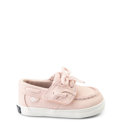 Main view of Sperry Top-Sider Bluefish Boat Shoe - Baby - Blush