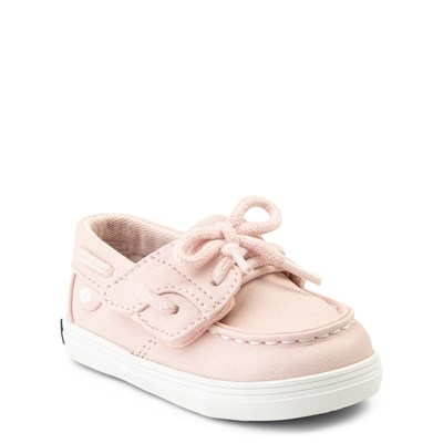 Alternate view of Sperry Top-Sider Bluefish Boat Shoe - Baby - Blush