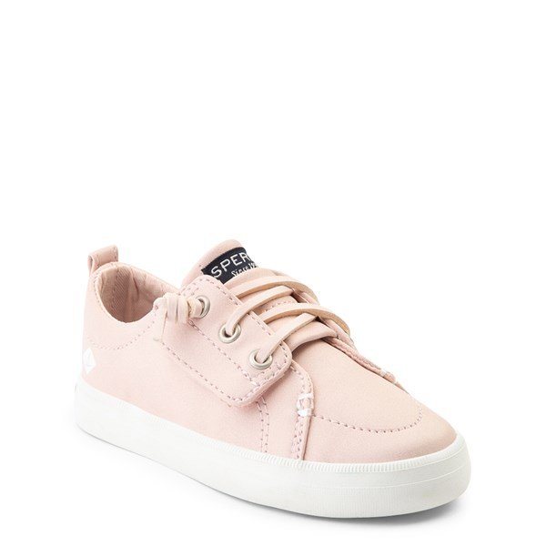 alternate view Sperry Top-Sider Crest Vibe Casual Shoe - Toddler / Little Kid - BlushALT1