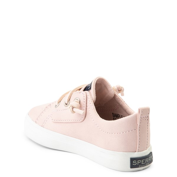 alternate view Sperry Top-Sider Crest Vibe Casual Shoe - Toddler / Little Kid - BlushALT2