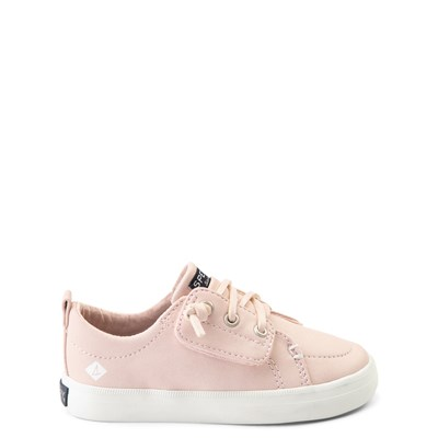 Main view of Sperry Top-Sider Crest Vibe Casual Shoe - Toddler / Little Kid - Blush