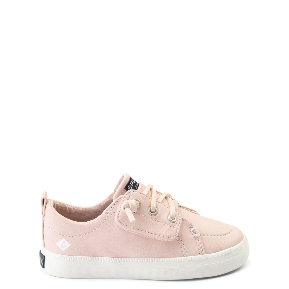 Sperry Top-Sider Crest Vibe Casual Shoe - Toddler / Little Kid - Blush