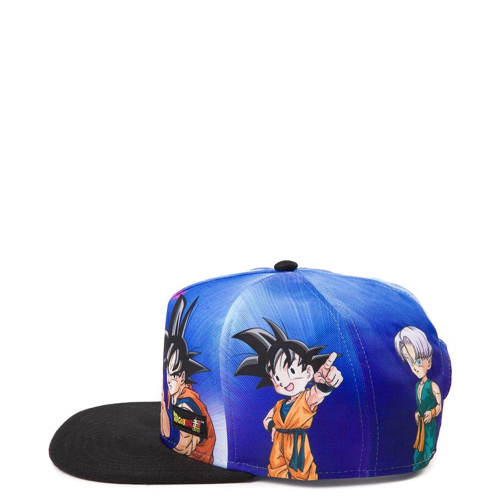 cd498cb512b79 alternate view Dragon Ball Z Snapback Hat - Little KidALT3