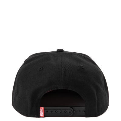 Alternate view of Marvel Logo Snapback Hat - Little Kid
