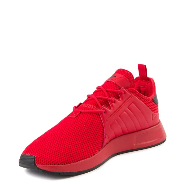 alternate view Mens adidas X_PLR Athletic Shoe - RedALT3