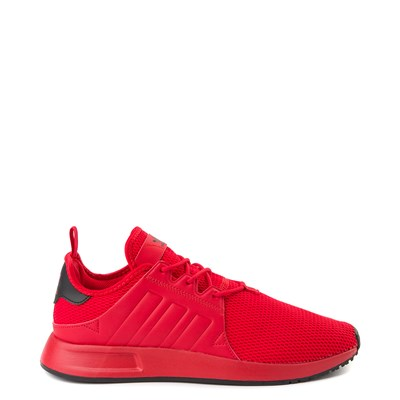 Main view of Mens adidas X_PLR Athletic Shoe - Red