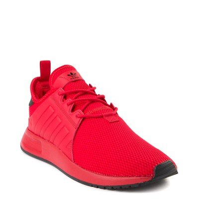 Alternate view of Mens adidas X_PLR Athletic Shoe - Red