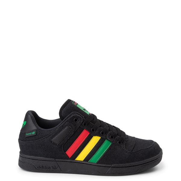 Main view of Mens adidas Bucktown Athletic Shoe - Black / Multi