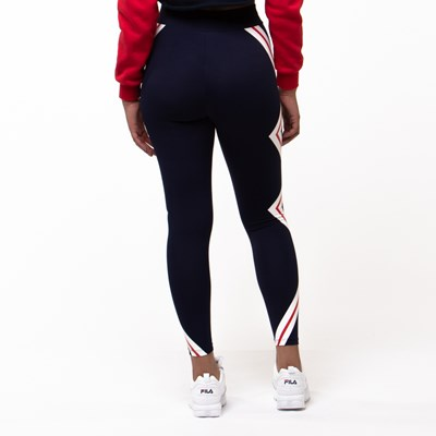 Alternate view of Womens Fila Zuri Leggings