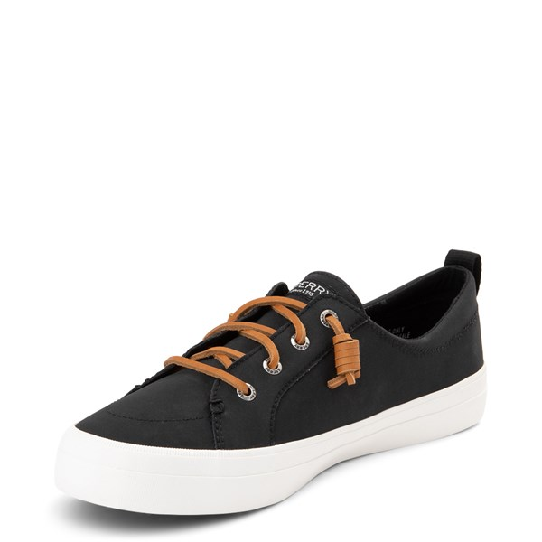 alternate view Womens Sperry Top-Sider Crest Vibe Casual Shoe - BlackALT3