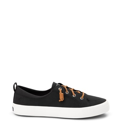 Main view of Womens Sperry Top-Sider Crest Vibe Casual Shoe - Black