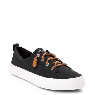 Alternate view of Womens Sperry Top-Sider Crest Vibe Casual Shoe - Black