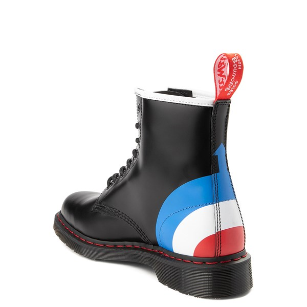 alternate view Dr. Martens 1460 8-Eye The Who BootALT2