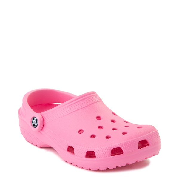 alternate view Crocs Classic Clog - Pink LemonadeALT1