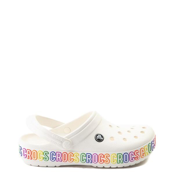 Crocs Crocband™ Clog - White / Multi