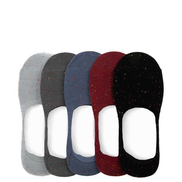 Mens Speckled Liners 5 Pack
