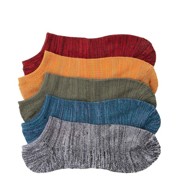 Default view of Mens Super Soft Low Cut Socks 5 Pack