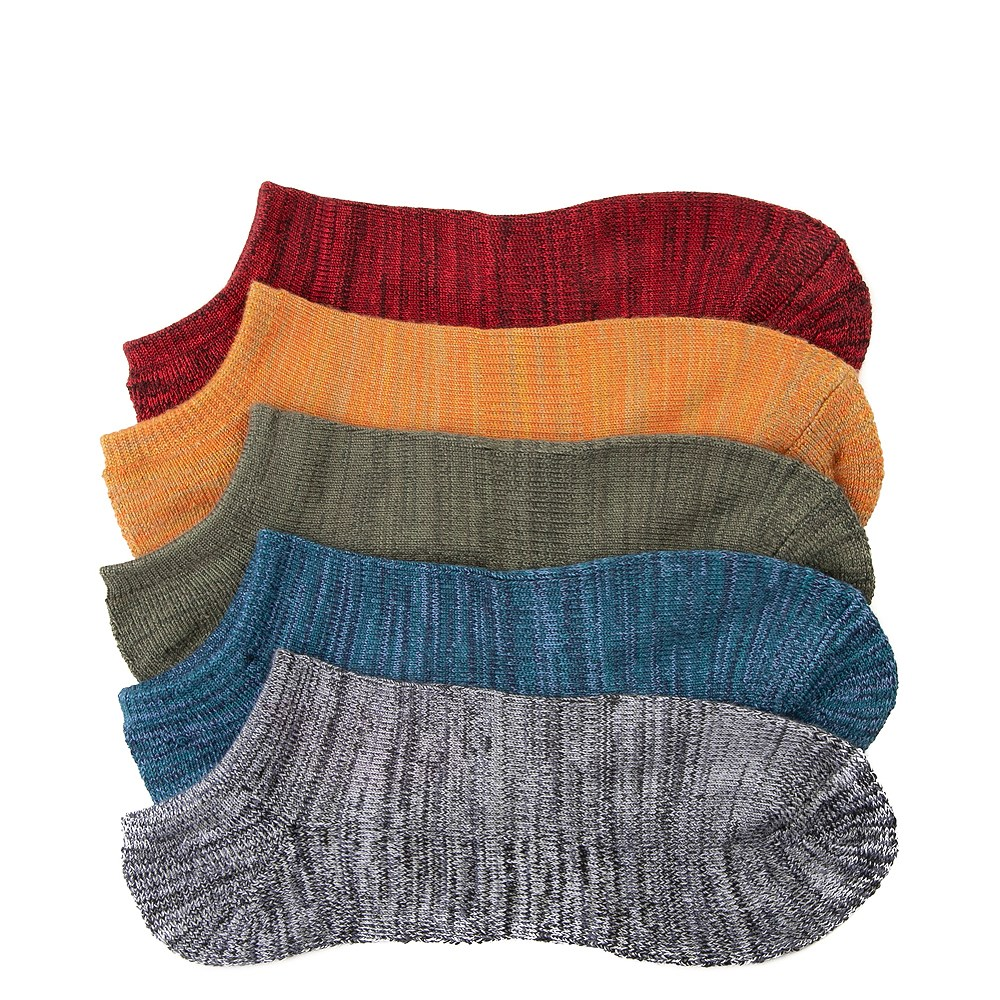 Mens Super Soft Low Cut Socks 5 Pack