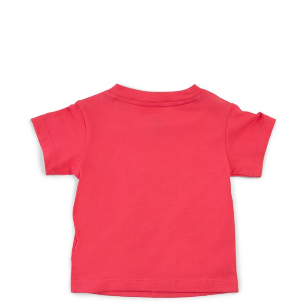 alternate view adidas Trefoil Tee - Girls BabyALT1