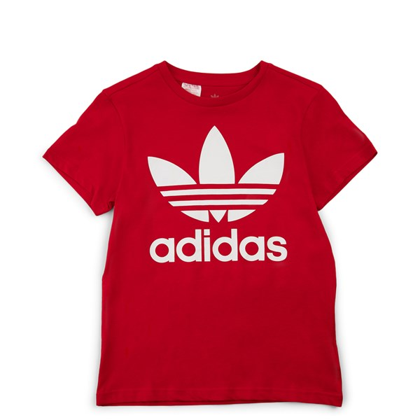Default view of adidas Trefoil Tee - Little Kid