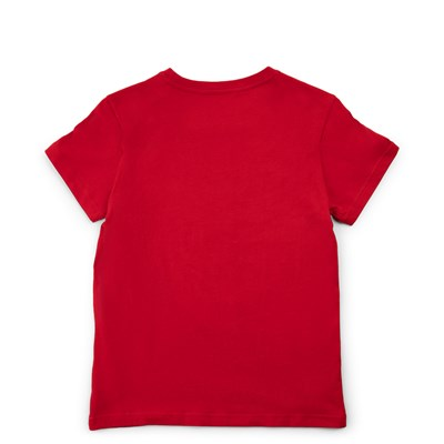 Alternate view of adidas Trefoil Tee - Little Kid