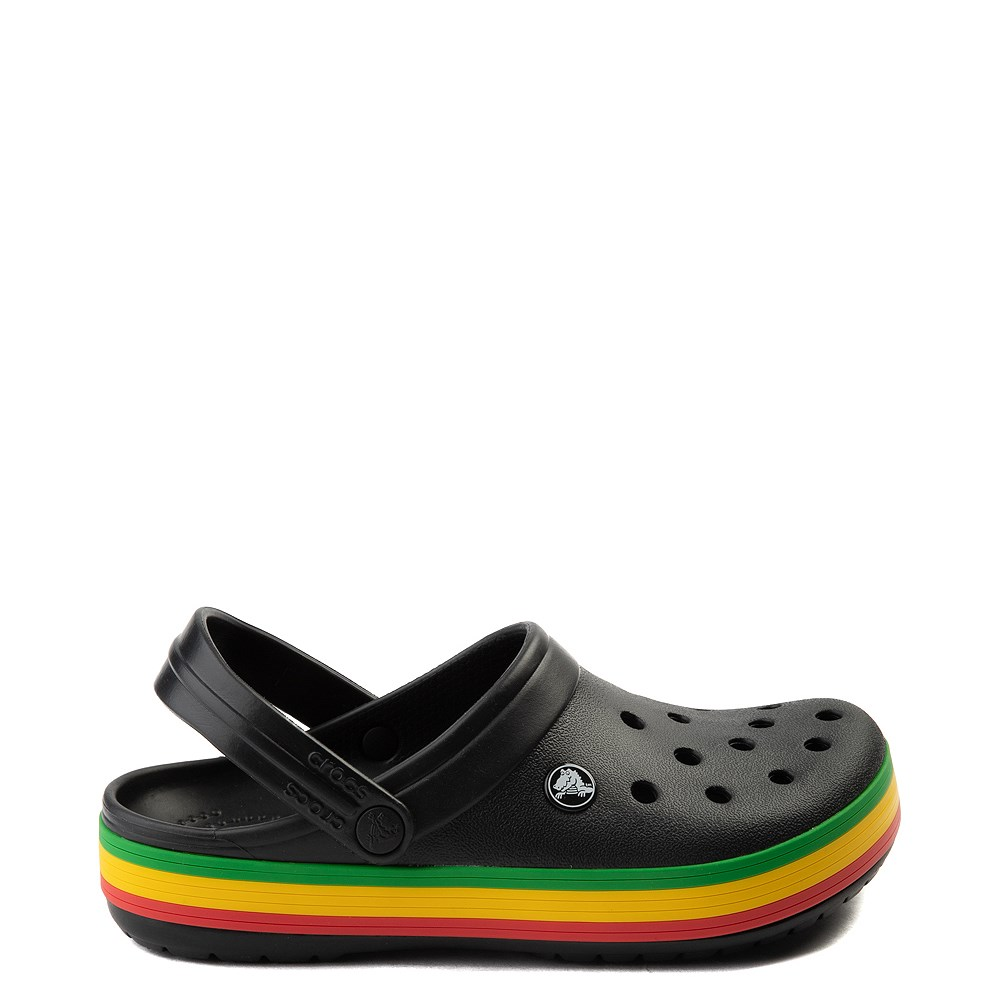 Crocs Crocband™ Clog - Black / Multi